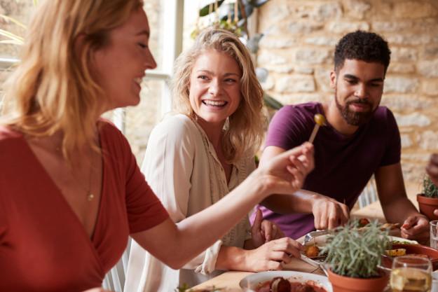 Tapas-Kochkurs Heidelberg – Freunde essen Tapas
