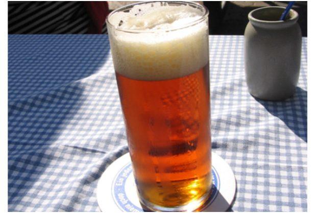 Bierprobe Heidelberg - Helles