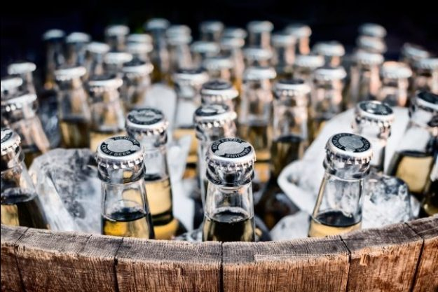 virtuelles Craft-Beer-Seminar – Bierflaschen