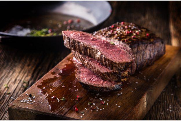 Fleisch-Kochkurs Heidelberg – rosa Steak