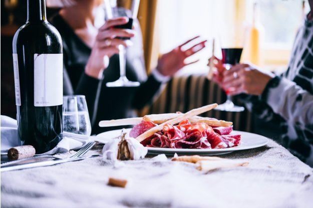 Kleine Aufmerksamkeit – Wein-Seminare