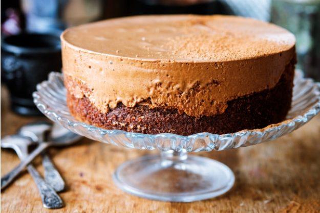 Süße Verführung - Schokoladen-Torte