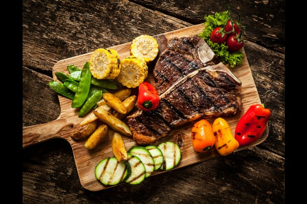 Grillkurs Heidelberg – Tomahawk-Steak