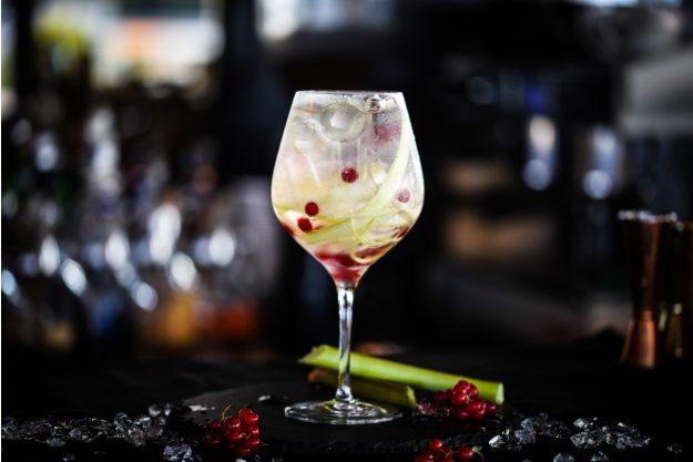 Box für online Events Drink mixen Cocktailkurs
