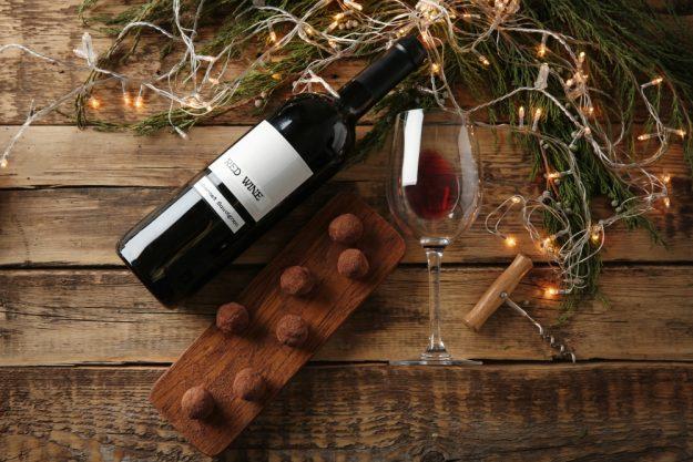 Online Rotweinseminar der leckerste Rotwein zum Fest