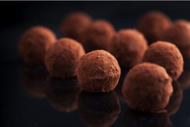 Parlinenverkostung@Home –Pralinen mit Kakao