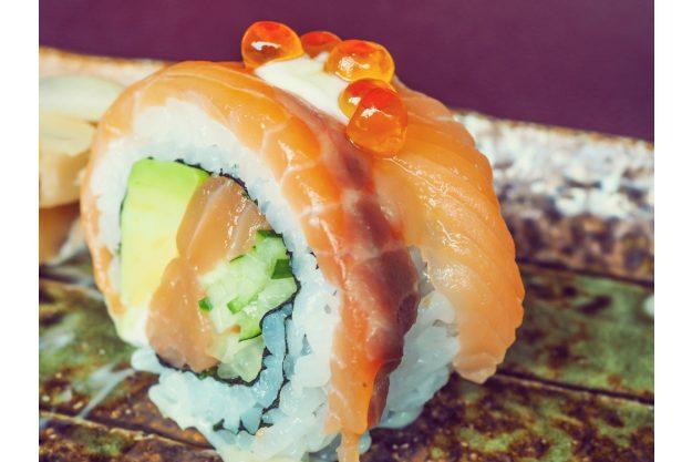 Sushi-Kochkurs Heidelberg – Sushi mit Gurke, Avocado, Lachs und Kavier