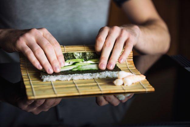 Sushi-Kochkurs Heidelberg – Lernen Sie, wie man Sushi richtig rollt