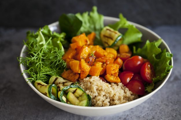 Veganer Kochkurs Heidelberg – Kürbis und Quinoa