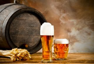 Bierprobe Heidelberg Hopfen und Malz