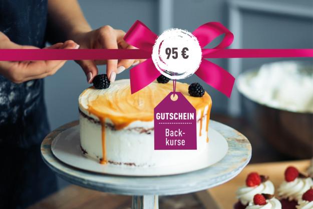 Geschenkgutschein Backkurs – Geschenkgutschein