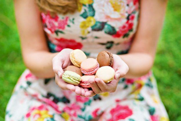 Genussabenteuer für Frauen – Macarons