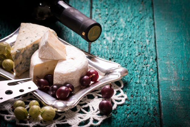 Box für online Events Schokoladen Käse Tasting online