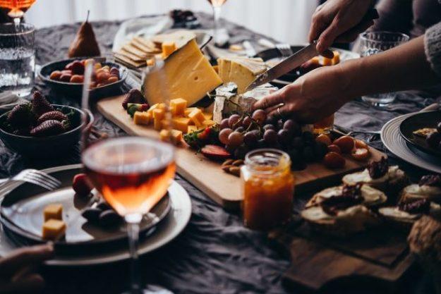 Wein uns Käse  – Die perfekte Kombination
