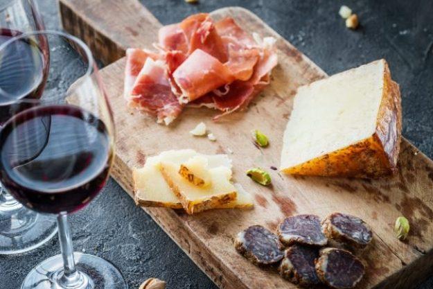Wein uns Käse  – Käsesorten