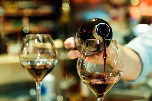 Wein uns Käse  – Rotwein
