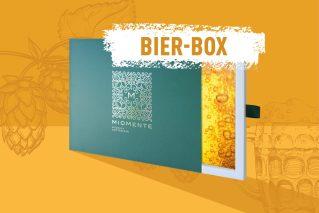 Bierproben-Gutschein  Miomente BIER-Box