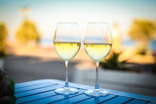 Online Weißweinprobe  Weißweinprobe@Home
