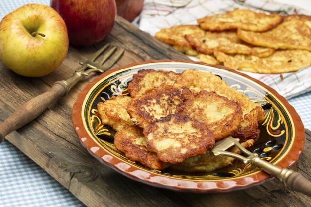 Incentive Essen regionale Küche - Apfelpfannkuchen