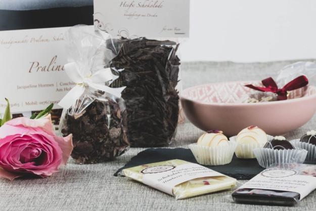 Parlinenverkostung@Home –Feine Trinkschokolade