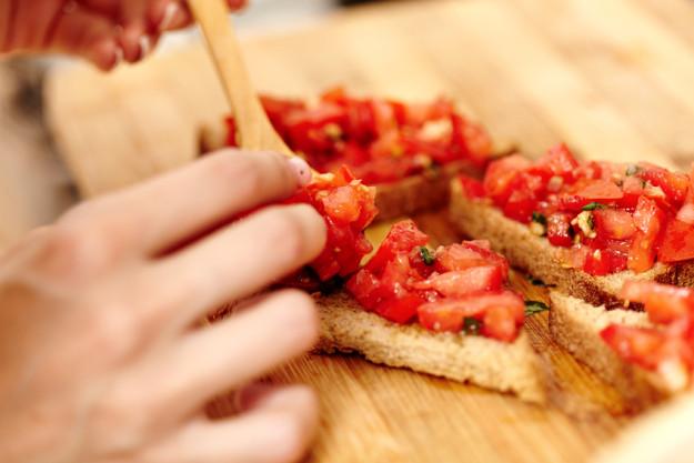 Firmenfeier Essen mit Küchenparty - Flying DInner