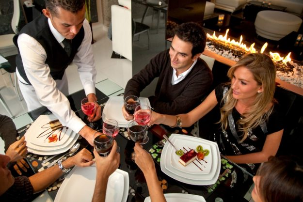 Kulinarische Stadtführung  edles Dinner