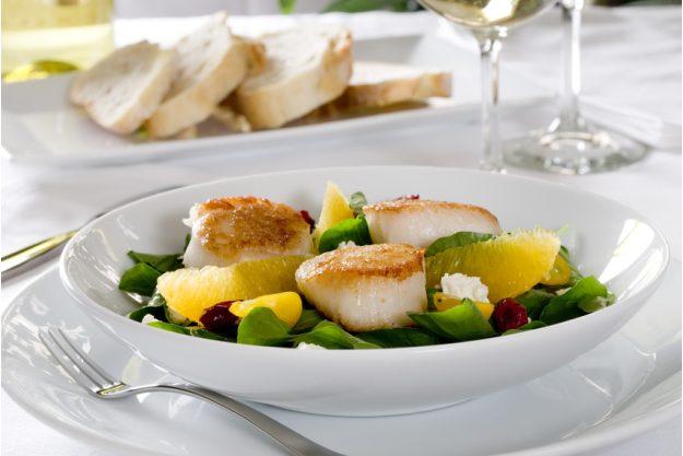 Firmenfeier Essen mit Küchenparty - Hauptspeise