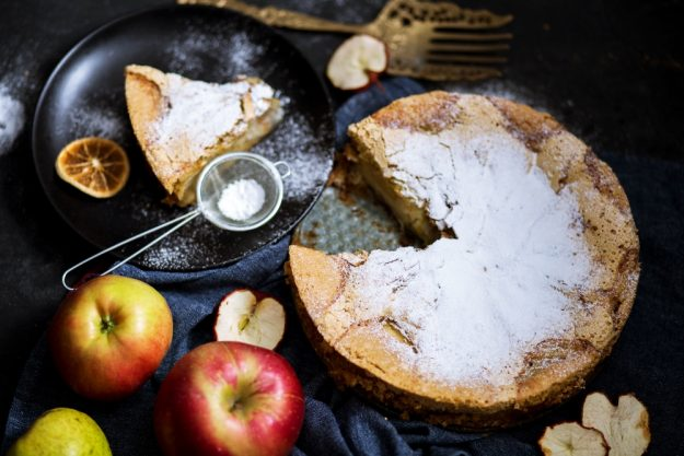 Geschenkidee für Lokalhelden – Apfelkuchen