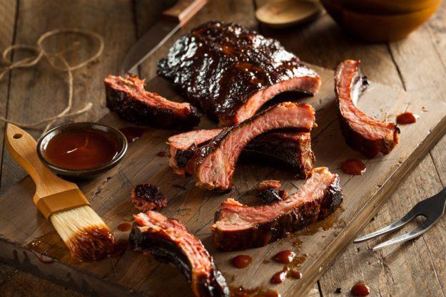 Grillkurs Herten – Ribs mit Barbecue-Sauce