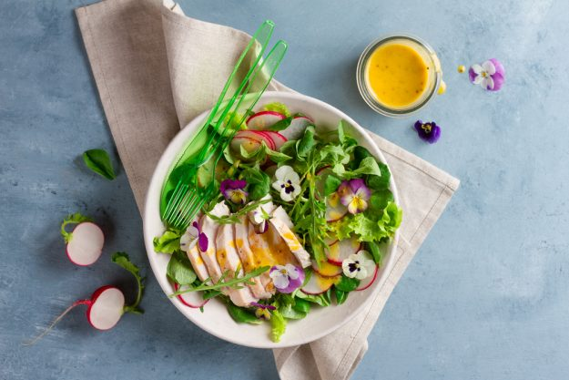 Kochkurs Schwerte – bunter Frühlingssalat