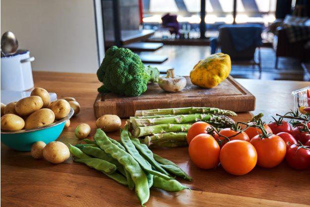 Kochkurs Schwerte – frisches Gemüse