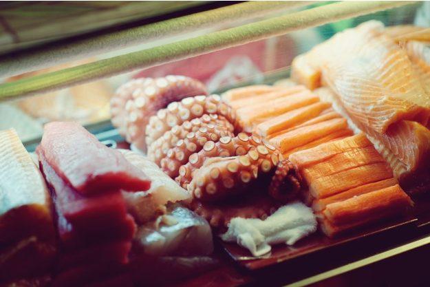 Sushi-Kurs Herten – Fisch und Meeresfrüchte