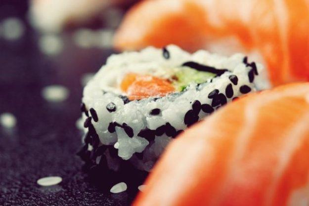 Sushi-Kurs Herten – Sushi mit Lachs