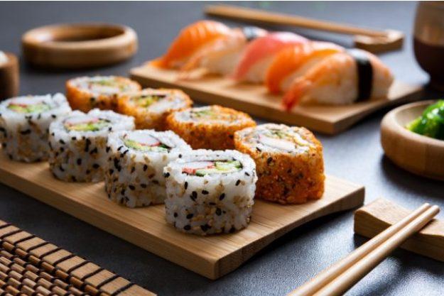 Sushi-Kurs Herten – Sushisorten