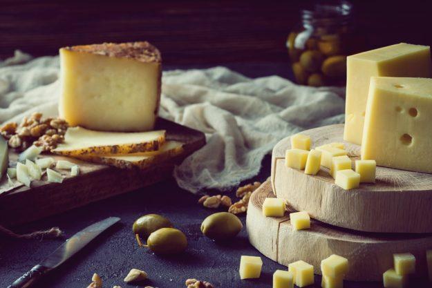 Weinseminar Essen – Käsesorten