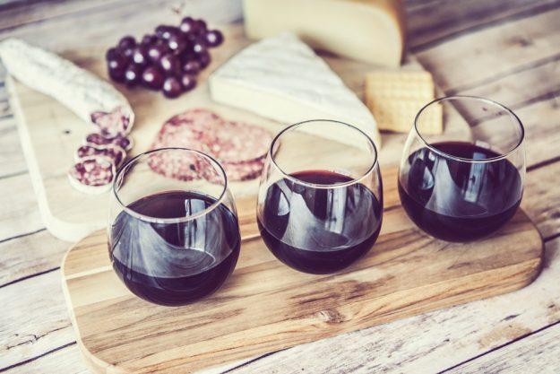 Weinseminar Essen – Käse- und Weinvariation