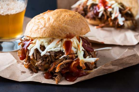 Grillkurs Herten – Pulled-Pork-Burger