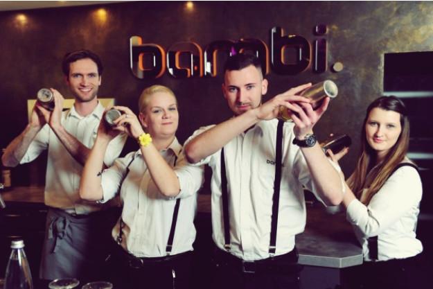 Cocktailkurs Paderborn - Bartender am Werk