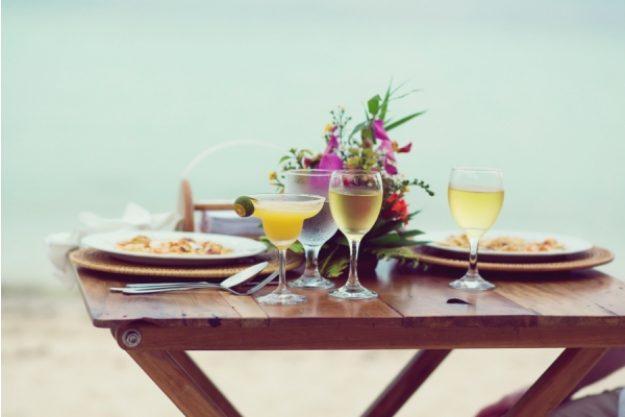 Erlebnisdinner-Gutschein –Exotisches Dinner zu zweit