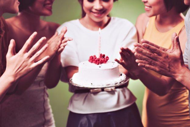 Geburtstagsglück - Geschenkbox zum Geburtstag