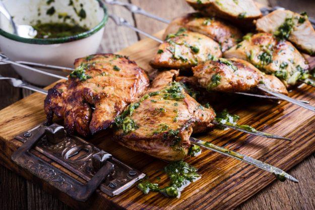Grillkurs in Herten – Fleisch am Spieß