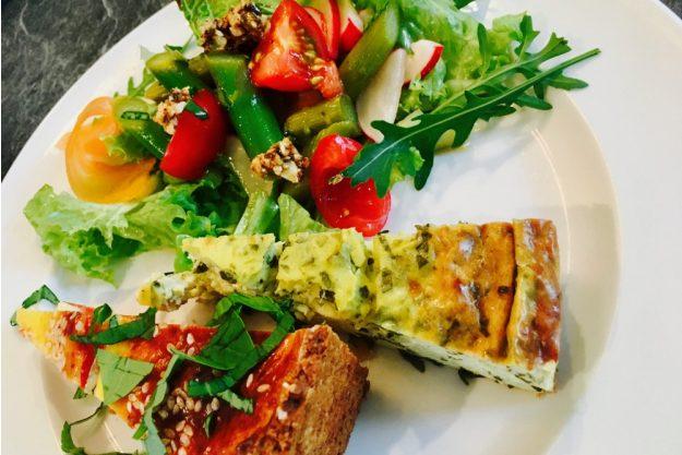 Kochkurs Schwerte – Bärlauch und Gemüse