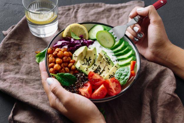 Kochkurs Schwerte – vegetarische Bowl essen