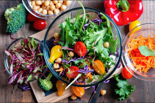 Vegetarischer Kochkurs Schwerte – Gemüse-Salat