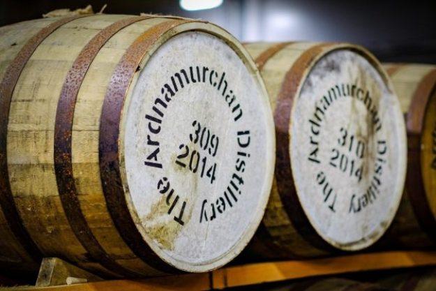 Whiskey- und Schokoladentasting@Home –Barrel
