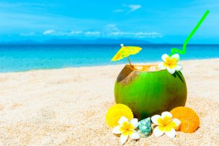 Online Rum Tasting Virtuell in die Karibik: Rum-Cocktails@Home