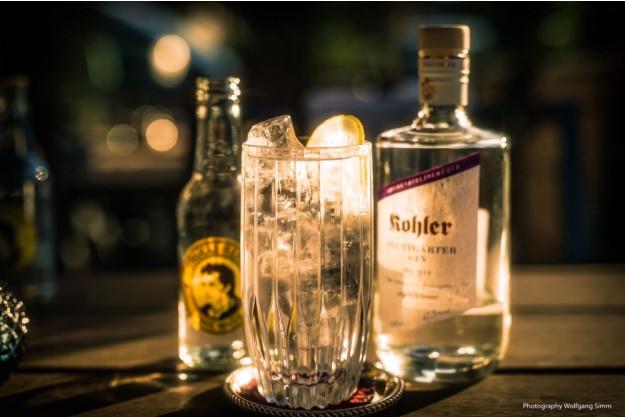 Gin-Tasting Stuttgart – Gin Tonic mit Zitrone, Gurke, Limette, Zimt