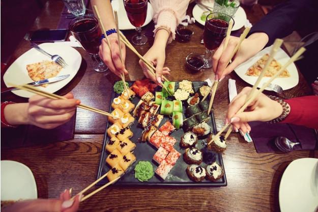 Grundkurs Sushi