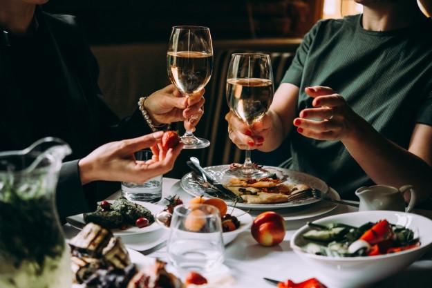 Weinprobe Stuttgart - Wein und Menü