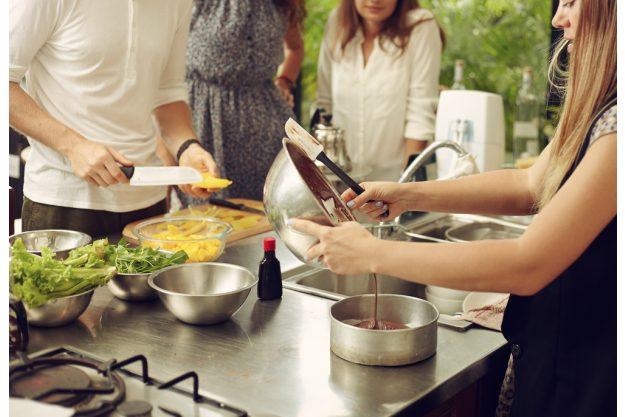 Anfänger-Kochkurs Stuttgart – kochen lernen üben